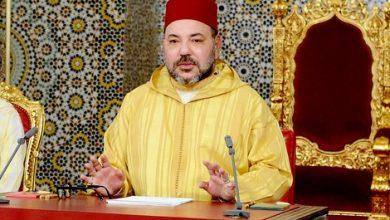 الملك يهنئ المنتخب الجزائري ويشيد بأدائه 2