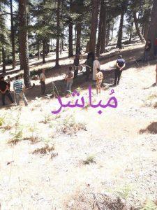 مصدر يستبعد فرضية الإنتحار..العثور على جثة شاب عشريني معلقة وسط غابة بشفشاون 3