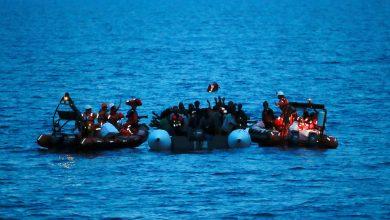بسبب علبة عصير...مهاجر يقطع رأس رفيقه على متن قارب انطلق من الريف 4