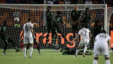 المنتخب الجزائري ينهي حلم نيجيريا بهدف قاتل ويبلغ النهائي (فيديو) 3