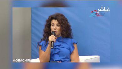 كاتبة لبنانية تهاجم النساء وتدعو المغربيات الى ممارسة الجنس قبل الزواج (فيديو) 2