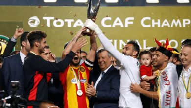 الطاس ترمي بقرار الحسم في لقب أبطال إفريقيا بملعب الكاف 4