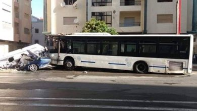 حريق يلتهم حافلة ويخلف إصابات بتطوان 6