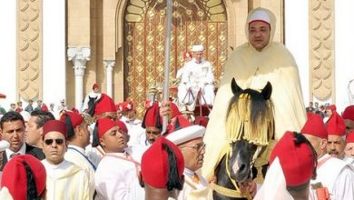 تطوان...الملك يترأس حفل الولاء بمناسبة الذكرى العشرين لعيد العرش بالقصر الملكي 2