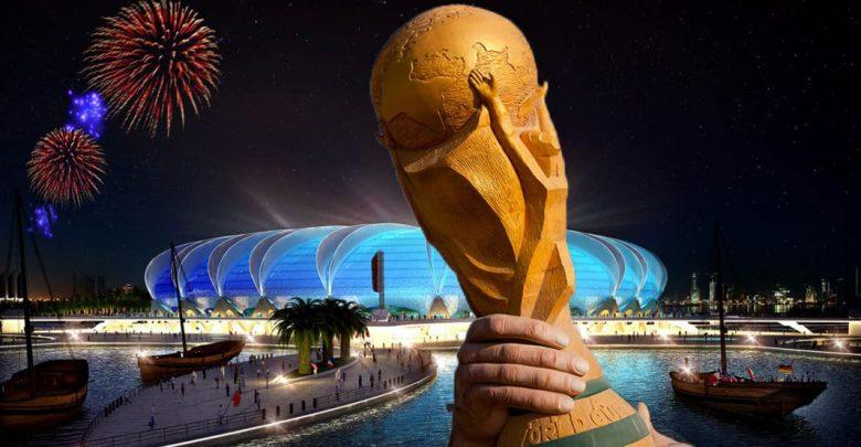 نتائج قرعة الدور التمهيدي من التصفيات المؤهلة لمونديال 2022 1