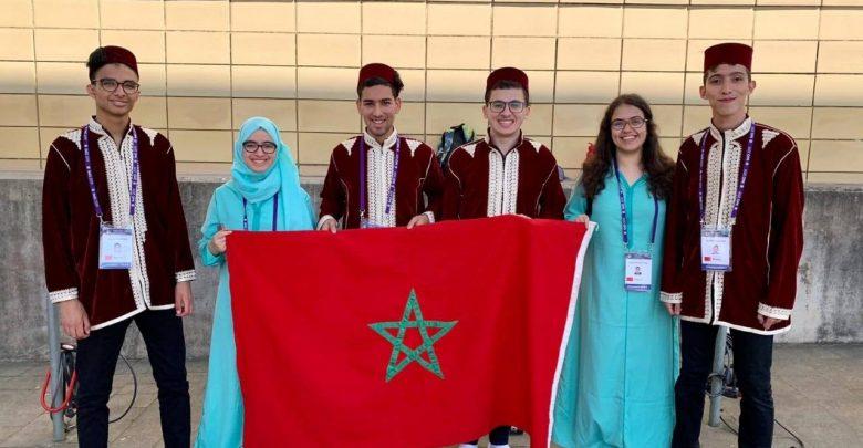 المغرب يحصد 5 جوائز في الأولمبياد الدولية للرياضيات بلندن 1