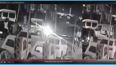 طنجة..ولاية الأمن تتفاعل مع شريط فيديو متداول وتعتقل متهم بالسرقة بالعنف 3