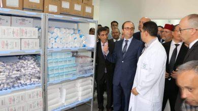 كلف 80 مليون درهم...وزير الصحة يفتتح المستشفى الجديد بالقصر الكبير 6
