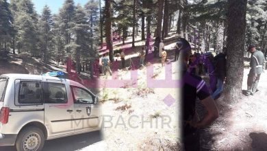 مصدر يستبعد فرضية الإنتحار..العثور على جثة شاب عشريني معلقة وسط غابة بشفشاون 2