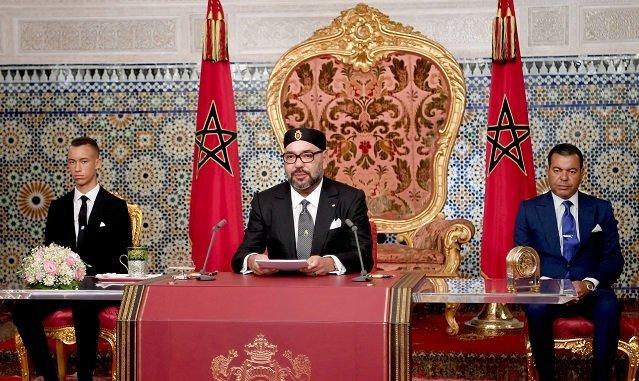 الملك يلقي اليوم الجمعة خطابا ساميا بمناسبة ذكرى ثورة الملك والشعب 1