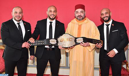 """الاخوة """"ابو زعيتر"""" يختارون طنجة لاطلاق اول مشروع استثماري لهم بالمغرب 1"""