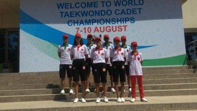 ابن طنجة يضمن البرونزية ببطولة العالم للفتيان في رياضة التيكواندو 2