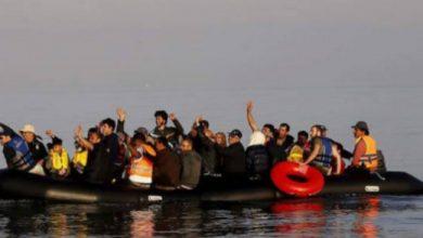 ليبيا..وفاة ثلاثة مغاربة بينهم طفل إثر غرق قارب للمهاجرين الغير الشرعيين 6