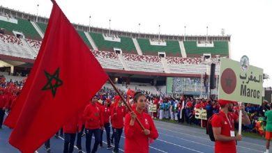 المغرب يحرز 13 ميدالية في اليوم الثاني من دورة الألعاب الإفريقية 2