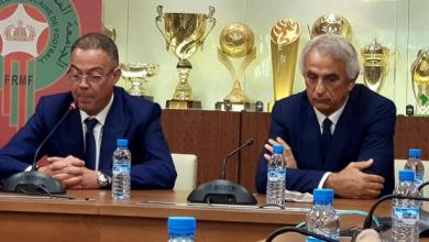 """""""وحيد خليلوزيتش"""" يقطر الشمع على روناو بسبب اللاعب المحلي 3"""
