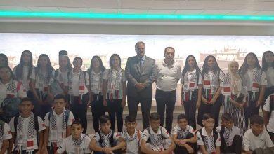 50 طفل فلسطيني يصلون المغرب للمشاركة في مخيم صيفي بطنجة وتطوان.. 4