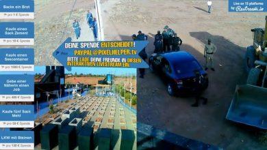 """السلطات تشرع في هدم نصب """"الهولوكوست"""" ضواحي مراكش 5"""