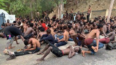 صد محاولة اقتحام سياج سبتة من لدن 400 مهاجرا (صور) 6