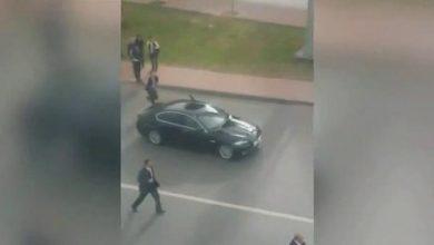 عسكري سابق يعترض سيارة الملك بطنجة ويلذ بالفرار 3
