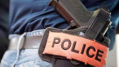 شرطي يطلق الرصاص لتوقيف شخص مبحوث عنه 5