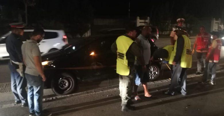سيارة تدهس شاب وترديه قتيلا بمدينة تطوان 1