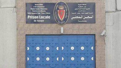 على طريقة أفلام الأكشن سجين يتمكن من الفرار من سجن طنجة 6