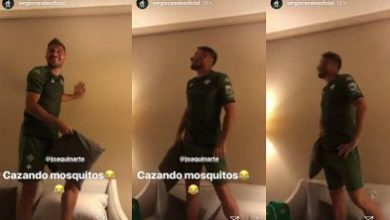 """""""الناموس"""" يحرم لاعبو ريال بيتيس من النوم بفندق فخم بالبيضاء 5"""