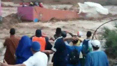 حصيلة ثقيلة..مصرع 7 أشخاص وفقدان آخرين في فياضانات تارودانت 3