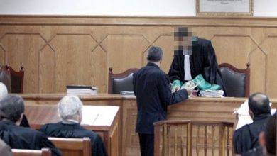 """سنة سجنا نافذة لناشط فايسبوكي """"شكّك في الذمة المالية لقضاة"""" من مراكش 2"""