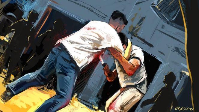 طنجة...مقتل حارس داخل سوق الجملة للخضر والفواكه 1