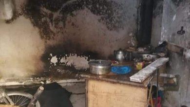 إصابة شخصين في حادث انفجار قنينة غاز بمرتيل 3