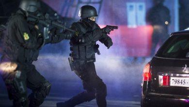 إشهار السلاح لتوقيف ثلاثة أشخاص عرضوا حياة الشرطة للخطر 5