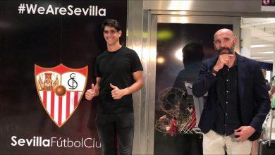 رسميا.. ياسين بونو يوقع لإشبيلية الإسباني 6