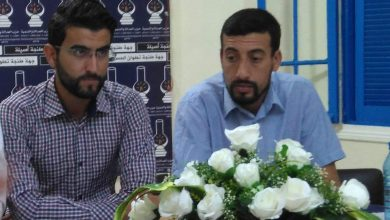 شبيبة البيجيدي في طنجة تنتخب الإطار النقابي بنعلوش كاتبا محليا 3