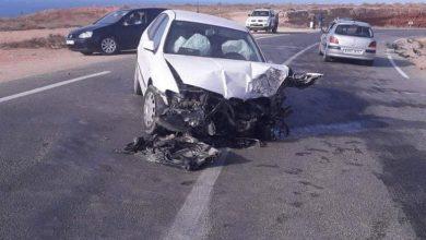 وقوع إصابات في حادثة سير خطيرة ضواحي الحسيمة 4