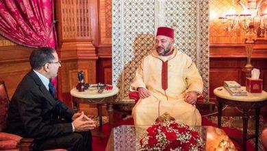 الملك يستقبل العثماني بالقصر الملكي ويستفسره بخصوص التعديل الحكومي 2