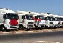 Grève éminente des transporteurs 8