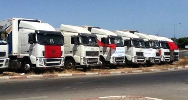 Grève éminente des transporteurs 1