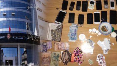 """أمن طنجة يوقف """"حلوفة"""" أحد مروجي الأقراص المهلوسة بالمدينة 3"""