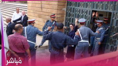 الصحافية هاجر الريسوني ومن معها خارج أسوار السجن بعفو ملكي 2