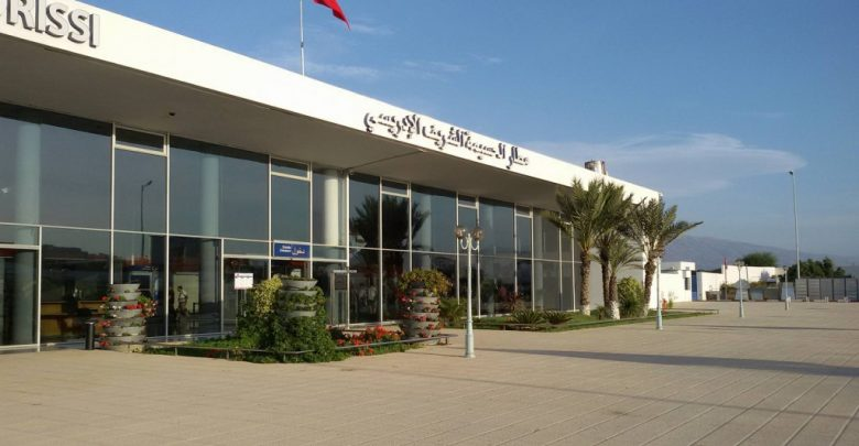 مطار الشريف الإدريسي بالحسيمة يسجل ارتفاعا في حركة المسافرين 1