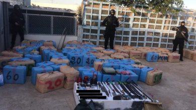 تفاصيل القبض على باكيرا وحجز 8 أطنان من الحشيش بطنجة (صور) 2
