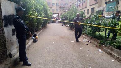متابعة الأم التي رمت أطفالها الثلاثة من شقة منزلها بتهمة القتل العمد 4