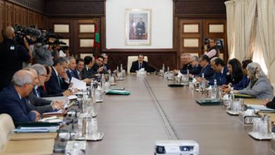 المجلس الحكومي يصادق على مشروع قانون المالية لسنة 2020 4