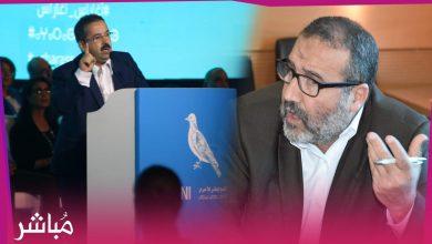 بحضور أخنوش مستشار جماعي يهاجم حزب العدالة والتنمية بطنجة 5