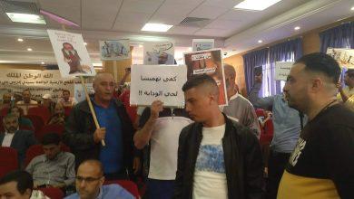 العبدلاوي يتهم أطرافا بتجييش المواطنين ويعلن عن دورة مغلقة 3