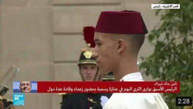 ولي العهد المغربي يتصدر الطوندونس 6