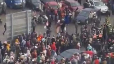 غليان بباب سبتة المحتلة بعد منع الإسبان ممتهني التهريب المعيشي من الدخول 6