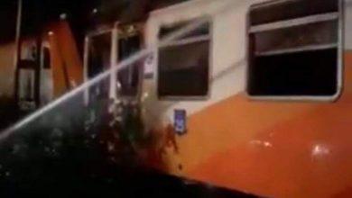 اندلاع حريق بعربة قطار كان متوجها الى طنجة 8