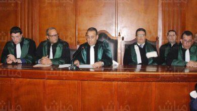 بحضور عدة شخصيات..تنصيب عبد اللطيف الهدان رئيسا للمحكمة التجارية بطنجة 5